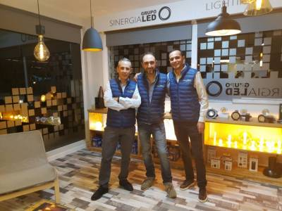 Showroom Grupo Sinergia LED - Foto nº 4